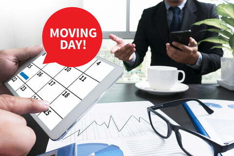 Office : business relocation Milton Keynes