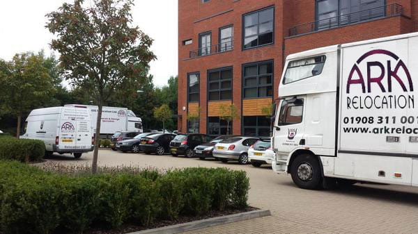 Office-relocation Business moves