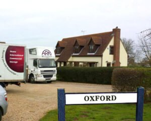 Removals-Oxford
