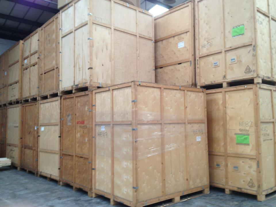 furniture storage milton keynes