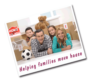 helping families move house