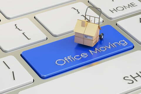 5 Tips for Moving Office